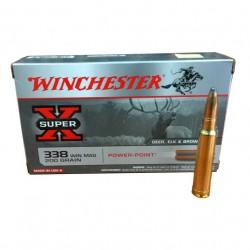 Winchester 338WM Power Point 200gr