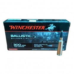 Winchester 300WSM Silvertip 150gr