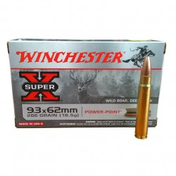 Winchester 9,3x62 Power Point 286gr
