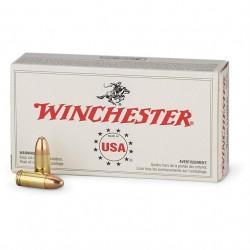 Winchester 9x19 115gr