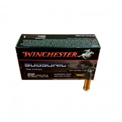 Winchester 22lr Super Speed