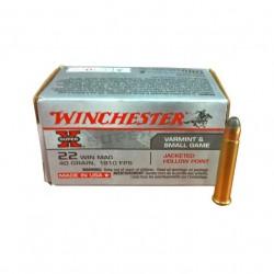 Winchester 22WMR JSP