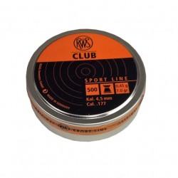 RWS club 4,5mm