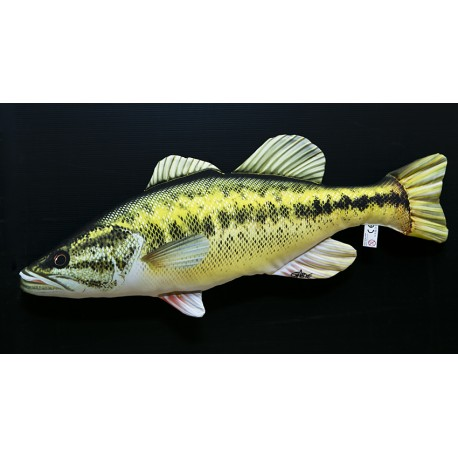 Peluche Black Bass